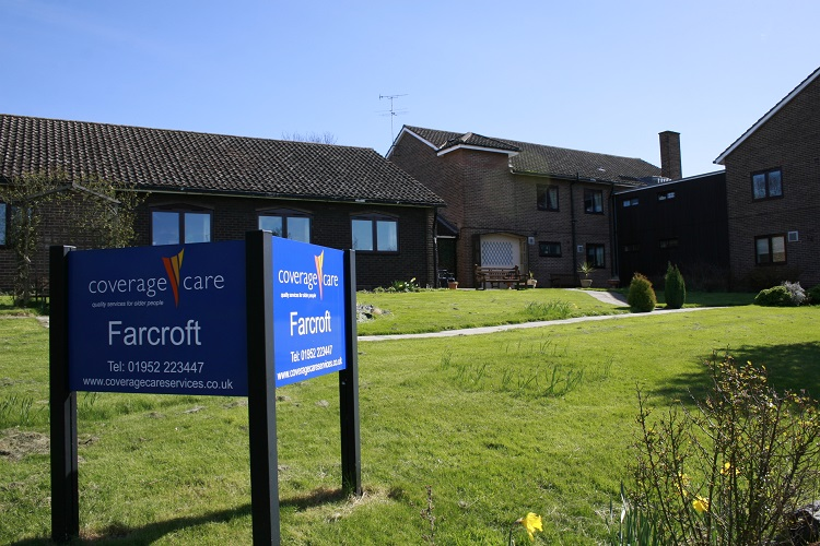 Farcroft care home coverage care