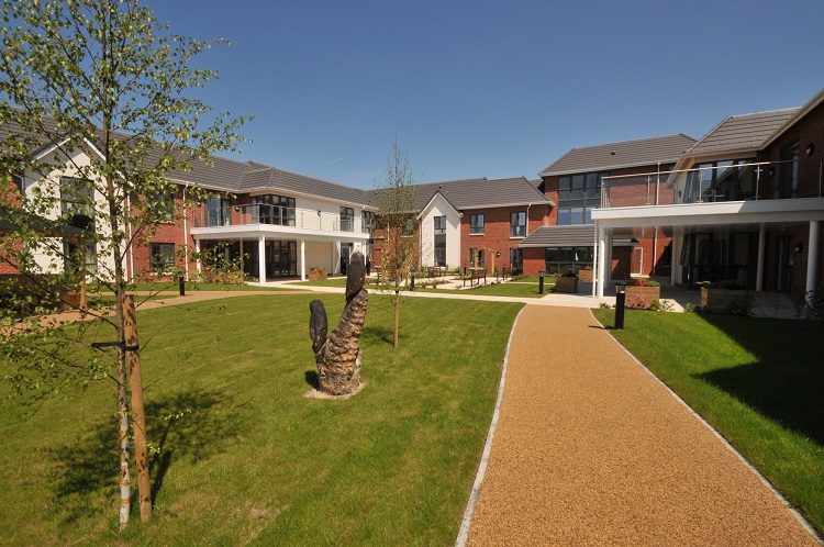 north shropshire care homes